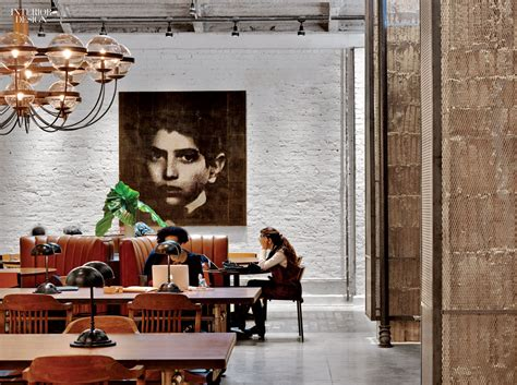 new york home design magazines working it rockwell s neuehouse is more club than office
