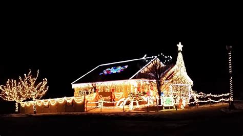 sandstorm 2016 engh lights christmas light display youtube