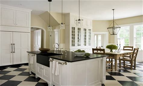 Kitchen Ideas Black Cabinets White Marble Countertop