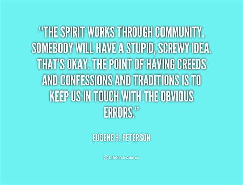 community quotes quotes about community spirit quotesgram