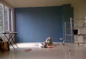 indogate cuisine peinte en bleu