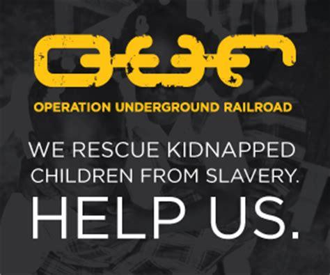 give  operation underground railroad  christmas noisyroomnet
