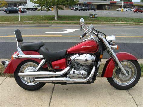 honda shadow aero 2011 honda shadow aero vt750 cruiser for sale on 2040 motos