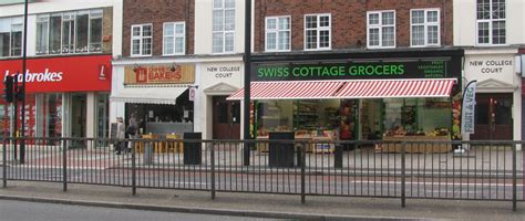 Swiss Cottage Japanese Restaurant by Swiss Cottage Local Advertising Londonmagnet