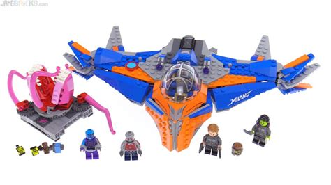 Lego Guardian Of Galaxy 3 lego marvel guardians of the galaxy vol 2 vs