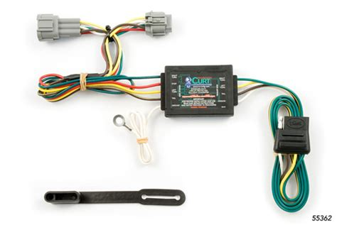 2007 nissan frontier hitch wiring kit free