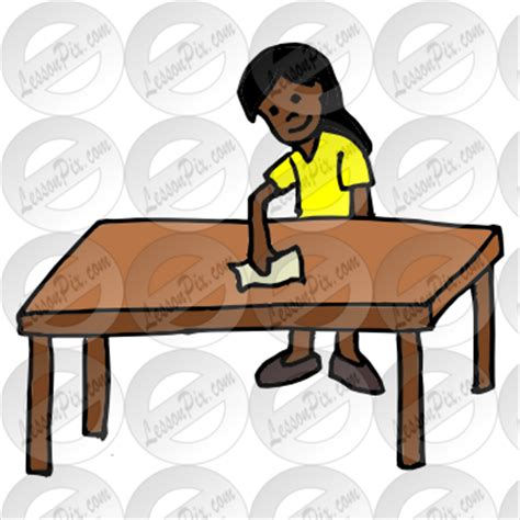 Clear The Table by Clear Table Clipart Clipart Suggest