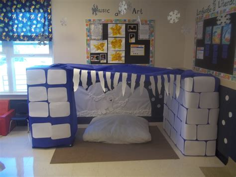 theme center themes winter dramatic play station use separate boxes so other