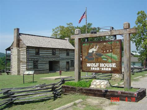 wolf house the wolf house city of norfork