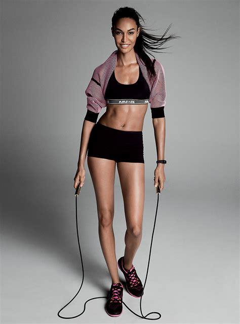 models for garnierfor2015 models share their favorite workout already barbie