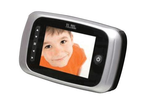 porta infrarossi spioncino digitale per porte con telecamera ad infrarossi