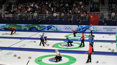 pictures of women of the winter olympics from the 1940s file 2010 winter olympics curling women draw 5 a jpg