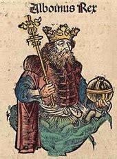 viri pavia albo 239 n alboino alboinus de lombardie family tree by