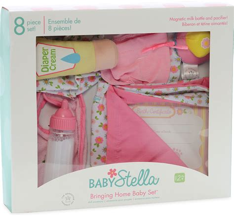stella finds home books baby stella bringing home baby set smart toys and books