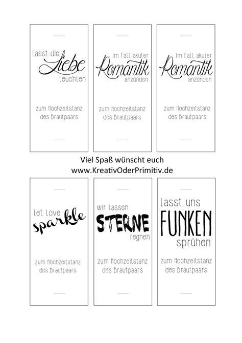 Etiketten Drucken Für Hochzeit by Wunderkerzen Hochzeit Free Printable