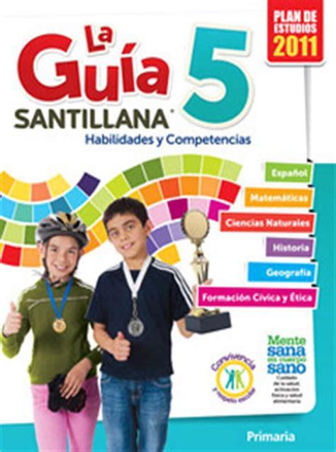 editorial santillana guia de 5 grado a life type primaria 5to grado 2013 2014