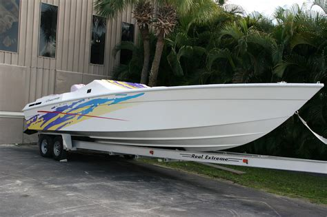 powerplay boats powerplay 33 sport deck 1998 for sale for 39 900 boats
