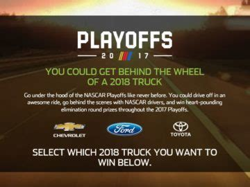 Nascar Playoff Sweepstakes - monster energy nascar cup playoffs sweepstakes