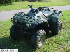 2001 Honda Rancher 350 Armslist For Sale Trade 2001 Honda Rancher 350 2x4 Reduced