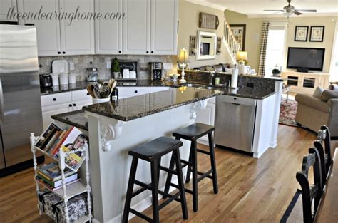 how to add a kitchen island a recipe for adding extra storage to your kitchen island
