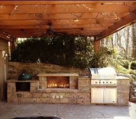 outdoor fireplace and grill cincinnati ohio outdoor fireplace and built in grill