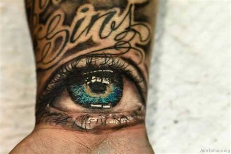 most expensive tattoo 57 expensive eye tattoos on arm