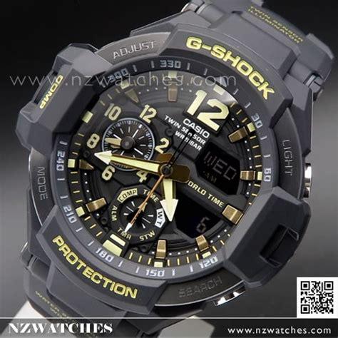 Casio G Shock Ga 400by 1a Original buy casio g shock gravitymaster 200m thermometer compass ga 1100gb 1a ga1100gb buy