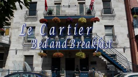 Montreal Bed And Breakfast by Le Cartier Bed And Breakfast In Downtown Montreal