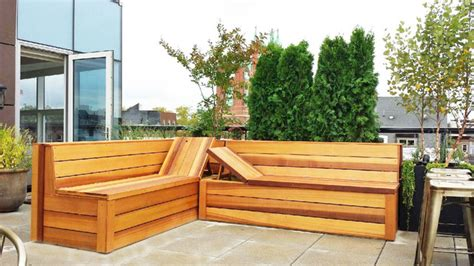The Dining Room Brooklyn Carroll Gardens Brooklyn Roof Custom Planter Boxes
