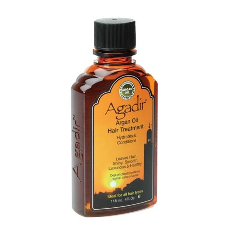 oil hair treatment agadir argan oil hair treatment 118ml feelunique