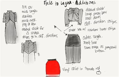 how to start a fashion line secrets from a project runway
