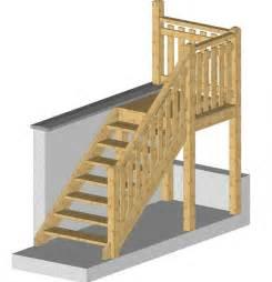 Escalier Exterieur En Kit