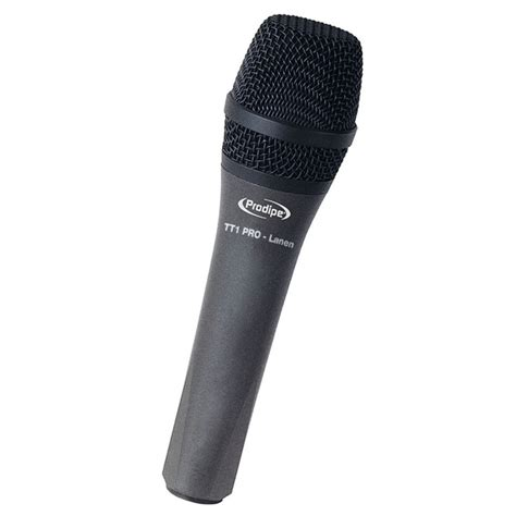 Microphone Huper Pro 1 Original prodipe tt1 pro handheld dynamic microphone at gear4music