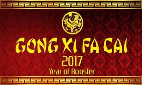 Tahun Baru 2017 tahun baru imlek 2017 12 hal tradisi dan kegiatan dalam