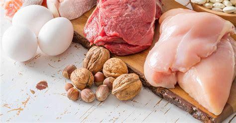 makanan tinggi protein dan rendah lemak untuk optimalkan