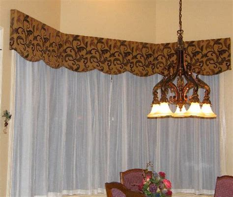 flexible bow window curtain rods bay window with valance bendable curtain rod traditional