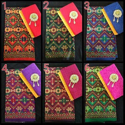 Batik Prada Motif Nusa Tenggara Dan Embos kombinasi kain batik prodo dan kain batik embos ka3 4 batik pekalongan by jesko batik