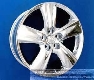 Lexus Chrome Wheels Lexus Ls460 19 Chrome Wheels Ls600 Ls 460 Ls 600 600h