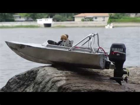 gigantic rc boats for sale full aluminium 1 10 scale outboard speed boat test no 2