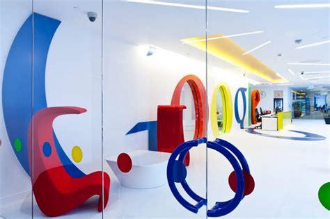La magia de las oficinas de Google