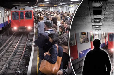 london by tube over 1785031503 tube passenger fears over london underground platform pushings daily star