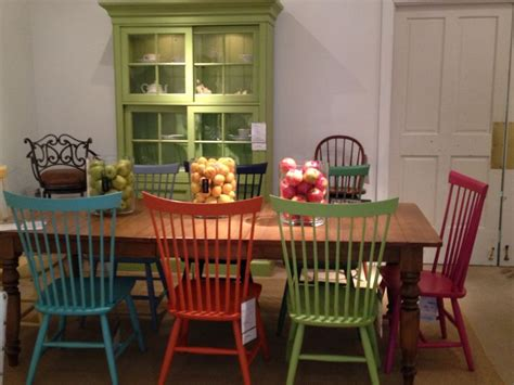ethan allen home decor ethan allen colorful dining we have this table and love