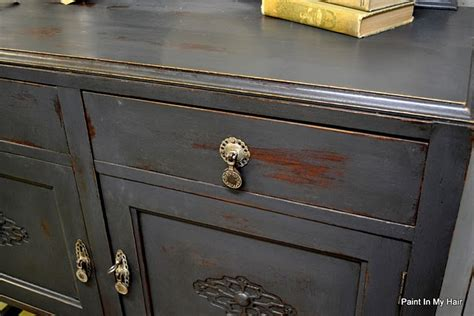 diy graphite chalk paint 46 best graphite images on painted furniture
