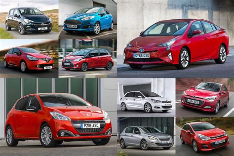 Most Economical Cars by Top 10 Most Economical Cars