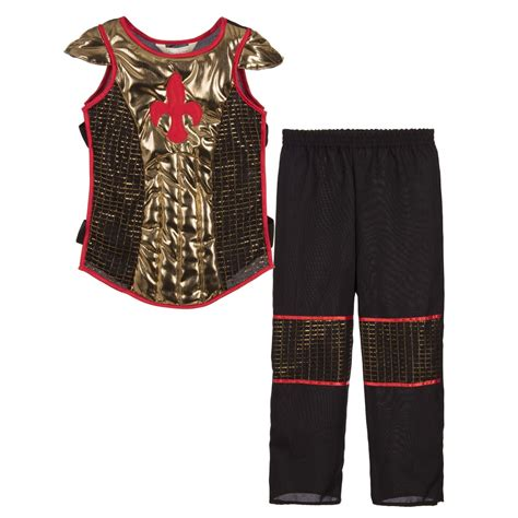 design dress up dress up by design boys 4 piece brave heart dress up