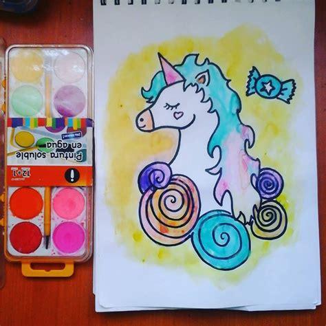 imagenes kawaii para dibujar de unicornios unicornio magico kawaii aprende a dibujar youtube