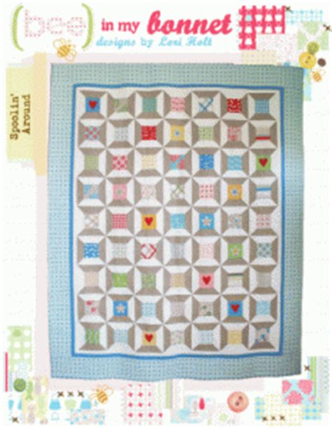 Calico Cottage Quilt Shop by Bee In Bonnet