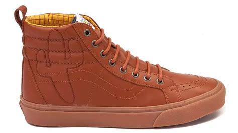 Vans Sk 8 Hi Story Woody Original vans story shoes collection soleracks