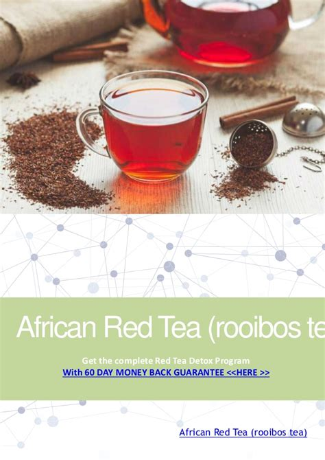Rooibos Tea Detox Symptoms by Rooibos Tea And Weight Loss Berry