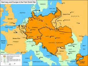 Germany Map 1914 by Ghdi Map